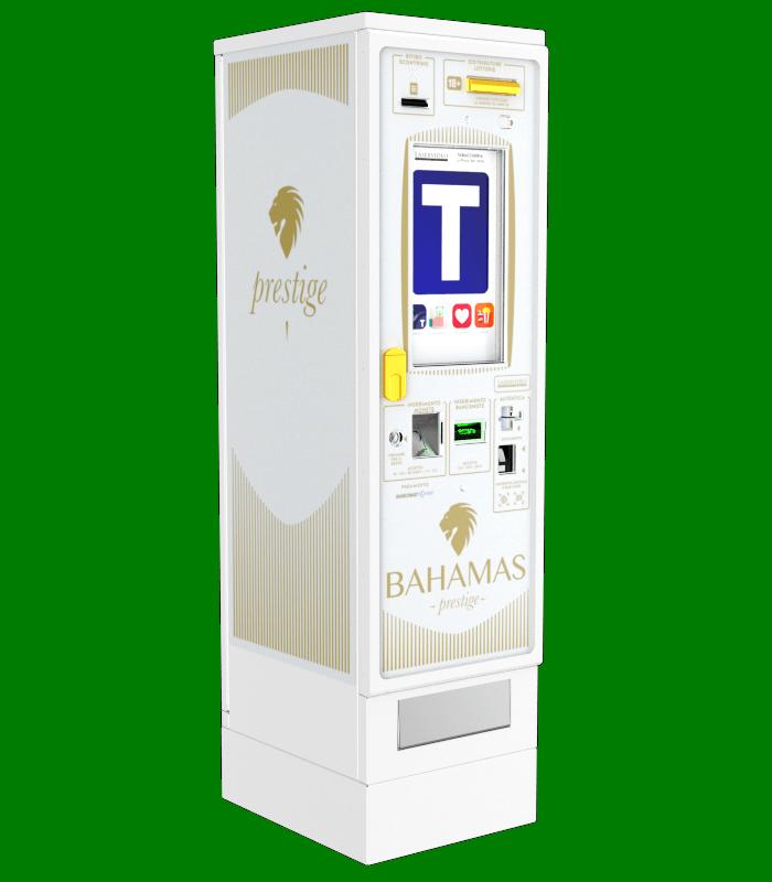 Laservideo Laservideo bahamas2 distributore automatico sigarette destra - Distributore automatico di sigarette