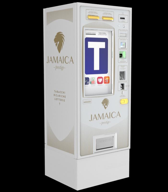 Laservideo Laservideo jamaica distributore automatico sigarette destra png - Distributore automatico di sigarette