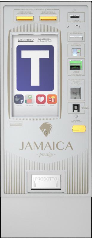 Laservideo - Jamaica 2