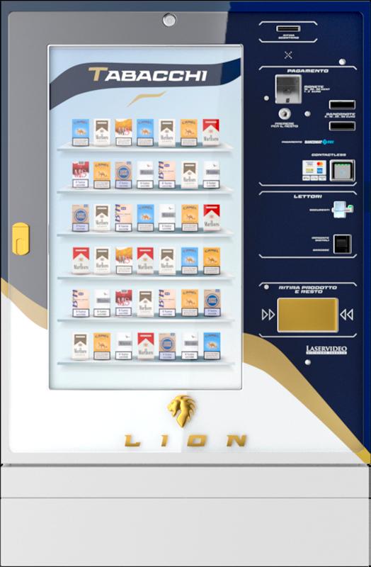 Laservideo - Lion