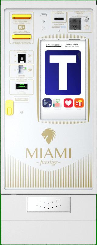 Laservideo - Miami 2