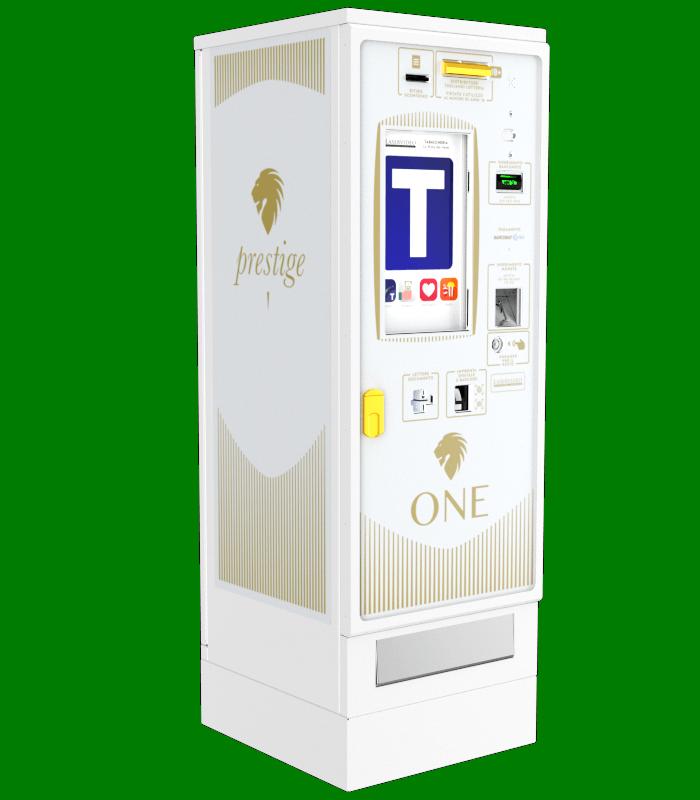Laservideo Laservideo one distributore automatico sigarette destra - Distributore automatico di sigarette