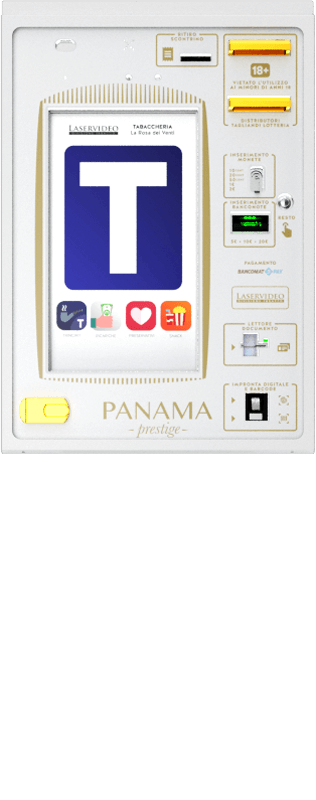 Laservideo - Panama 2